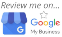 Google My Business Reviews