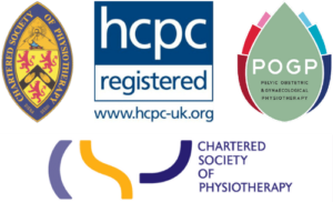 Physiotherapy Certification Logos